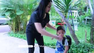 JANJI SUCI - Hari Pertama Rafathar Sekolah (15/7/18) Part 3