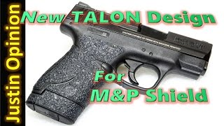 getlinkyoutube.com-Talon Grip - New Design for M&P Shield