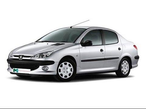 Замена лобового стекла на Peugeot 206 в Казани.