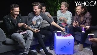 getlinkyoutube.com-One Direction - New Interview 2014