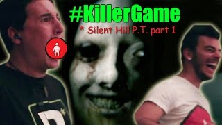 getlinkyoutube.com-INFARTI & MELANZANE! / #KillerGame - Silent Hills P.T. part 1