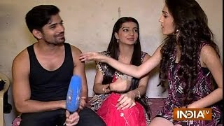 getlinkyoutube.com-Saath Nibhaana Saathiya: The Prank Story - India TV