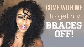 getlinkyoutube.com-Come with Me to Get My Braces Off!! | Alyssa Forever VLOG