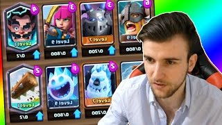 getlinkyoutube.com-Clash Royale : BYE BYE les cartes ABUSÉES !! (Mise à Jour / New Défi)