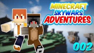 getlinkyoutube.com-Minecraft Skywars Adventures #2: REPORT HACKER!! (w/Zeroz & Kutcha)