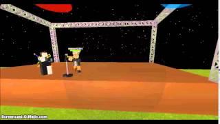 getlinkyoutube.com-Freaks - Roblox music video