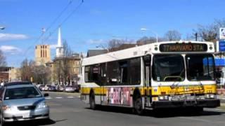 getlinkyoutube.com-Massachusetts Bay Transportation Authority Surface Bus System (April 2012)