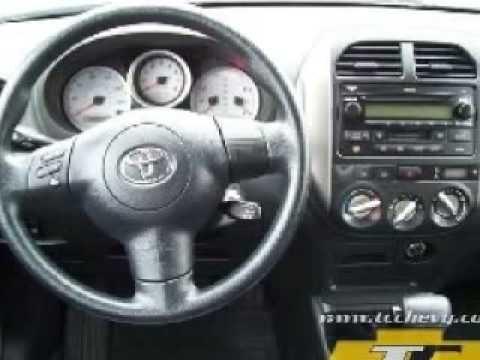 2005 Toyota Rav4 Problems Online Manuals And Repair