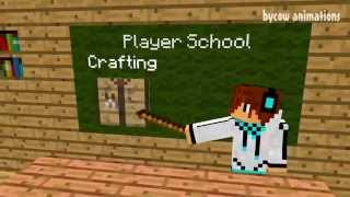 getlinkyoutube.com-Школа Летсплейщиков: Крафт (Minecraft Мультики, Лололошка, Диллерон и Миникотик, Ивангай, Евгеха)
