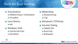Cybersecurity Toolbox