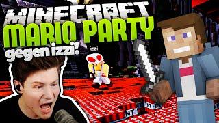getlinkyoutube.com-Minecraft MARIO PARTY GEGEN IZZI | Dner