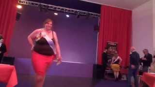 getlinkyoutube.com-Election Nationale Miss Curvy 2015 : Défilé en maillot de bain