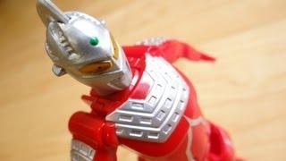 getlinkyoutube.com-ウルトラセブン 超変形 ウルトラエッグ レビュー ULTRA EGG ULTRA SEVEN