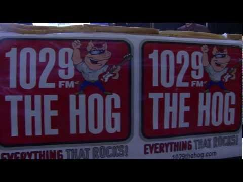 Baconfest with 1029 the Hog