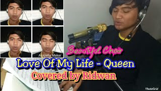 Love Of My Life - Queen covered by Ridwan width=