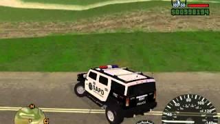 getlinkyoutube.com-gta san ไปเมืองอื่นแบบตำรวจไม่จับ