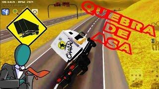 getlinkyoutube.com-Grand Truck Simulator - QUEBRA DE ASA COM VOLVO VNL