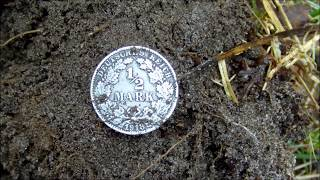 getlinkyoutube.com-Sondeln ( 41 ) Verlorene Dinge -- ++ im Schatten der Bäume Teil 3/3 ++ -- Relic Hunting