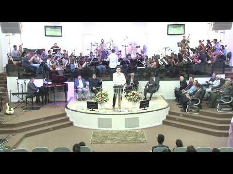 Orquestra Sinfônica Celebração - Harpa Cristã | Nº 291 | A mensagem da cruz - 02 12 2018