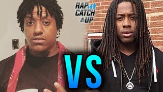 getlinkyoutube.com-RICO RECKLEZZ VS TAY 600: TWITTER BEEF [ROUND 2/2]