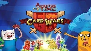 getlinkyoutube.com-Adventure Time Card Wars - Universal - HD Gameplay Trailer