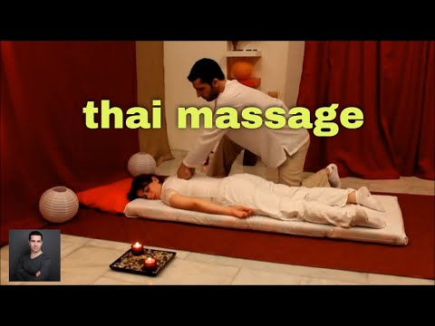 thai massage 2 by khaled shehada