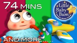 getlinkyoutube.com-Itsy Bitsy Spider | Part 2 | Plus Lots More Nursery Rhymes | From LittleBabyBum!
