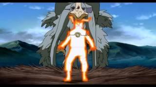 getlinkyoutube.com-Itachi & Nagato vs Naruto & Killer Bee | AMV | Episode 298-299