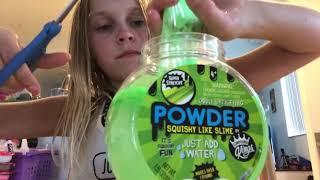 Powder slime whaaaa