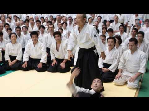 12th International Aikido Federation Congress - Class Highlights: Morito Suganuma