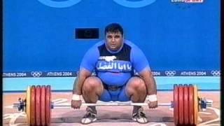 getlinkyoutube.com-Gewichtheben - Weltrekord im Stoßen.mpg