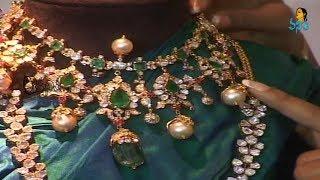 getlinkyoutube.com-Designer Wedding Diamond Jewellery Collection