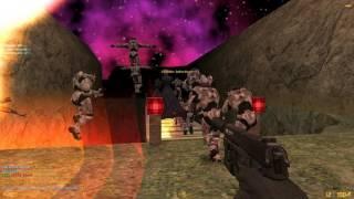 getlinkyoutube.com-Counter-Strike: Zombie Escape Mod - ze_Jurassicpark2_b2 on hsCorp