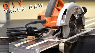 getlinkyoutube.com-How To Build A Track Saw |  Limited Tools Episode 001