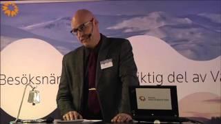 Turismkonferens 2015 - För att kunna utveckla företag i besöksnäringen