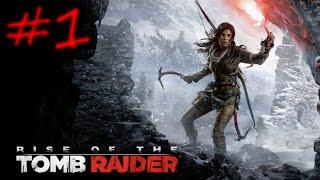 getlinkyoutube.com-ライズオブトゥームレイダー Part 1 [日本語]/Rise of the Tomb Raider