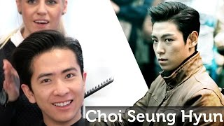 getlinkyoutube.com-Asian Hair ★ T.O.P Choi Seung Hyun 최승현 ★ 男子发 Big Bang