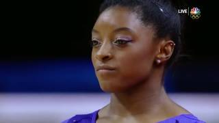 getlinkyoutube.com-Simone Biles Floor 2016 Olympic Trials Day 1