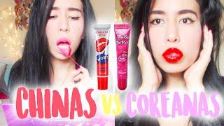 getlinkyoutube.com-Tintas COREANAS VS Tintas CHINAS