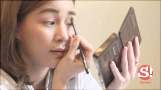 """getlinkyoutube.com-""""จันจิ ไกอา"""" แต่งตาสาวหมวยเป็นหมวยอินเตอร์ by Sanook Women"""