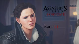 getlinkyoutube.com-Assassin's Creed Syndicate - Part 11 - Edward Kenway (PS4)