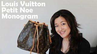 getlinkyoutube.com-Louis Vuitton Petit Noe Review