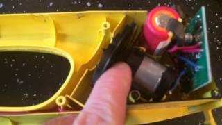 getlinkyoutube.com-Karcher wv50 flashing led fix repair Window Vac