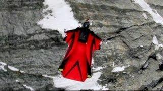 getlinkyoutube.com-British Stuntman Killed in Swiss Alps During Wingsuit Flight