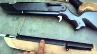 getlinkyoutube.com-Armas caseira de pressão 4.5mm-(mauricio)-AIRGUN-