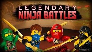 getlinkyoutube.com-NINJAGO Legendary Ninja Battles - Full Video Game - Cartoon Network Games