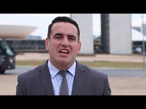 Vereador Visita - Brasília