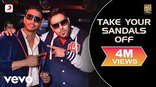 getlinkyoutube.com-Girik Aman - Take Your Sandals Off Video   Badshah ft. Badshah