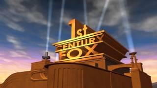 getlinkyoutube.com-1st Century Fox - 3DS Max