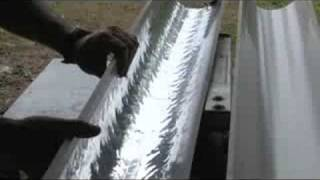 getlinkyoutube.com-PARABOLIC TROUGH REFLECTOR SOLAR WATER HEATER GREEN POWER